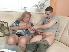 Amateur, Granny, Mature, Big Boobs, Old and Young