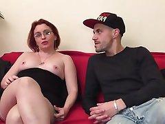 Amateur, Double Penetration, French, Group Sex, MILF