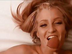 Amateur, Blonde, Cumshot, Facial, POV